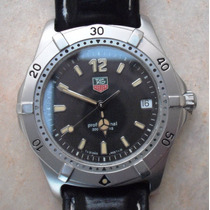 Tag Heuer Professional 200 Meters Original- Oportunidade !!!