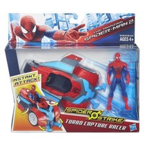 Hasbro A5706- The Amazing Spider-man 2 Vehículo Blace Wing