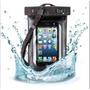 Funda Sumergible Celular Selfie En Agua, Porta Documento Ya!