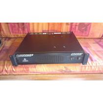 Potencia Behringer Ep 2500 (450 W A 2400 W) 110 Volts