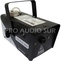 Maquina De Humo Tecshow Stratus 400 Watts Control Remoto