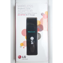 Adaptador Wifi Usb Dongle Para Tv Lg Wireless An-wf100 Smart