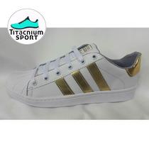 Zapatos Adidas Super Star En Ofeta By Titacniumsport