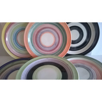 Platos De Ceramica Playos 26 Cm.