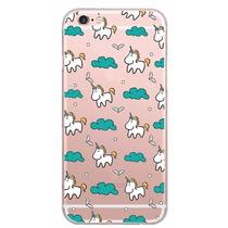 Capinha Capa Case Iphone 6 6s Acrílico Unicornio Sonho