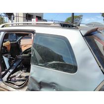 Vidro Fixo - Peugeot 307 Sw - Lateral Esquerdo
