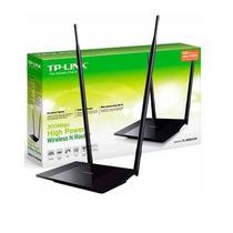 Tp-link 841hp Router Inalámbrico N Antena 9dbi Alta Potenc