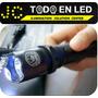 Linterna Tactica Con Descarga Eléctrica Y 3 Modos De Luz