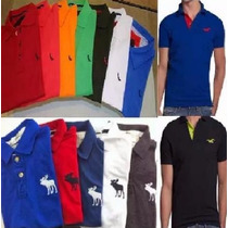 Kit 10 Camisa Camiseta Polo* Frete Grátis* Atacado Revenda