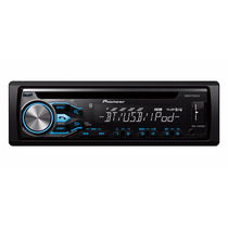 Stereo Pioneer Deh-x4850bt Cd Mp3 Usb Bluetooth Manos Libre