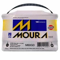 Bateria Moura 60 Amperes Somente P/ Retirada Loja Em Diadema