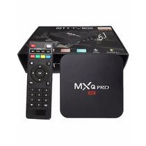 Smart Tv Box Mqx Pro 4k Android Smart Tv Hdmi Ultra Hd
