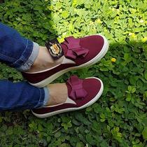 Zapatos De Dama De Lazo