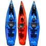 Kayak Rocker Wave - Con Remo+ Butaca +salvavidas Sloop