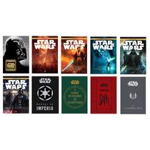 Kit Promocional Livros - Star Wars (10 Livros)