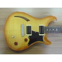 Guitarra Prs Se Custom Semi Hollow Vint.natural, 12070 1