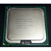 Processador Intel Core 2 Quad Q8300 2.50ghz 4m De Cache 775