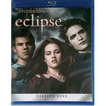 Crepusculo The Twilight Eclipse En Blu-ray