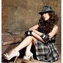 R.j Story Vestido Escoces Disfraz Colegiala Alice Sale