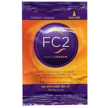 10 Condones Femeninos Fc2 Female Condom Sin Latex No Latex