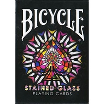Cartas Bicycle Vidrio Vitro