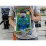 Boneco Minecraft Grande - Minecraft Com Som E Luz 20 Cm