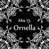 Tarjeta Tarjetón 15 Años Modelo Mandala Fiestas - Eventos