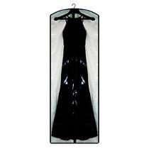 Capa Para Vestido De Festa Com Zíper E Frente Transparente