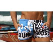 Short Sunga Aussiebum Praia Surf Pronta Entrega Envio Ja Top