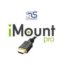 Cable Hdmi Imount Pro 10.2gbps Alta Velocidad 3.6 Mts