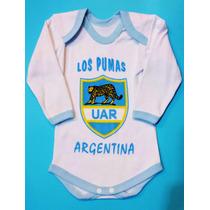 Body Los Pumas * Bebe * Enterito Remera Camiseta -boca River