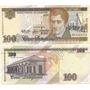 Billete De Honduras 100 Lempiras Año 2004 Sin Circular