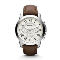 Reloj Fossil Grant Chronograph Fs4735 Envio Gratis