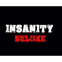 Insanity Deluxe 14 Dvds - Envio Gratuito