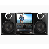 Minicomponente Yes Con Pantalla 7 Dvd, Mp3, Am/fm, Cd Tv