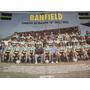 Poster Revista Grafico Banfield Campeon Nacional B 1992/3