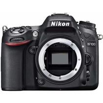 Câmera Nikon D7100 Corpo + Cartão 32gb + Bolsa + Tripé