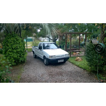 Fiat Fiorino Pick Up Chasis Largo Vendo Permuto