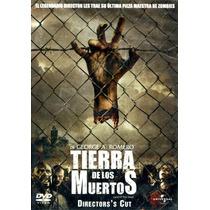 Dvd Tierra De Los Muertos ( Land Of The Dead ) 2005 - Romero