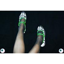Zapatos Pintados Galactico Hipster Vintage Grunge