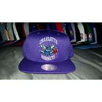 Gorra Snapback Mitchell And Ness Charlotte Hornets