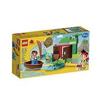 Juguete Lego Duplo Jakes La Búsqueda Del Tesoro