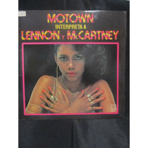 El Arcon Lp Vinilo Motown Interpreta A Lennon Y Mccartney