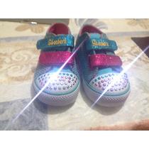 Skechers Twinkle Toes Nuevos Luces Niña