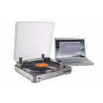 Bandeja Vinilo Giradisco Audio Technica At Lp60