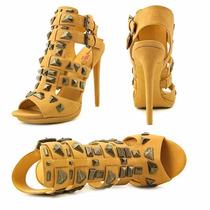 Zapatos Cuero 38 1/2 Penny Loves Kenny Oferta Liquidacion