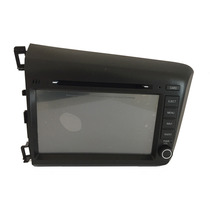 Central Multimidia Honda Civic 2015 / Gps / Dvd Original 8