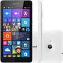 Celular Microsoft 535 Lumia Câm 5mp Branco Seminovo