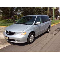 Honda Odyssey 2002 Exl Equipada