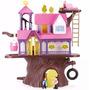 Educando Casa Del Arbol Para Montar Con Figuras Y Accesorios